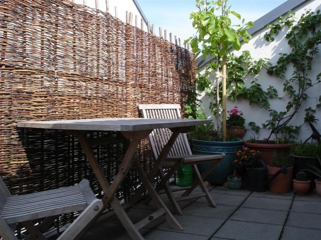 sichtschutz fur terrasse ohne bohren kreatives haus design. Black Bedroom Furniture Sets. Home Design Ideas