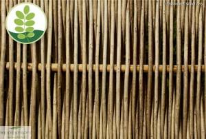 Material: Robiniengeflecht