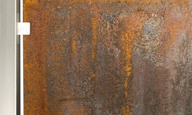 Ausschnitt Corten Stahl (Andere)