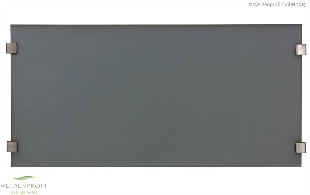 CAMBO Zaunelemente Glas