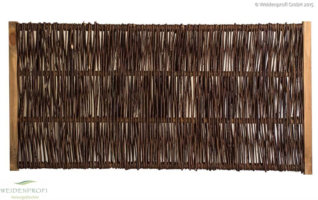 CAMBO Zaunelemente Naturgeflecht