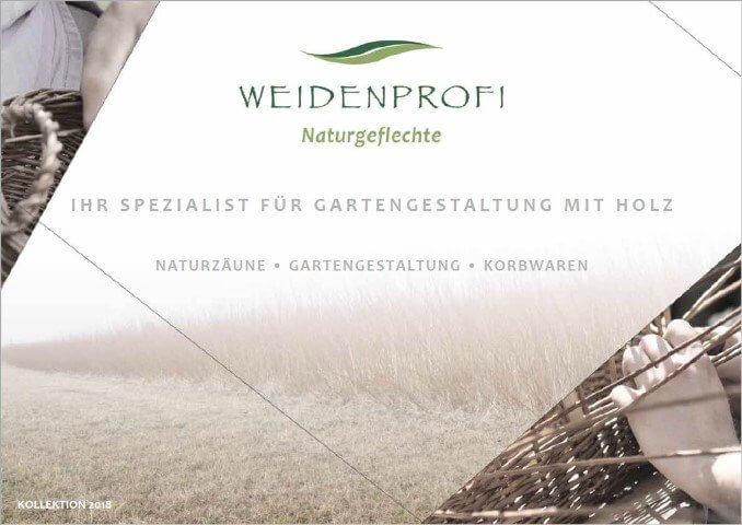 Weidenprofi Katalog 2018