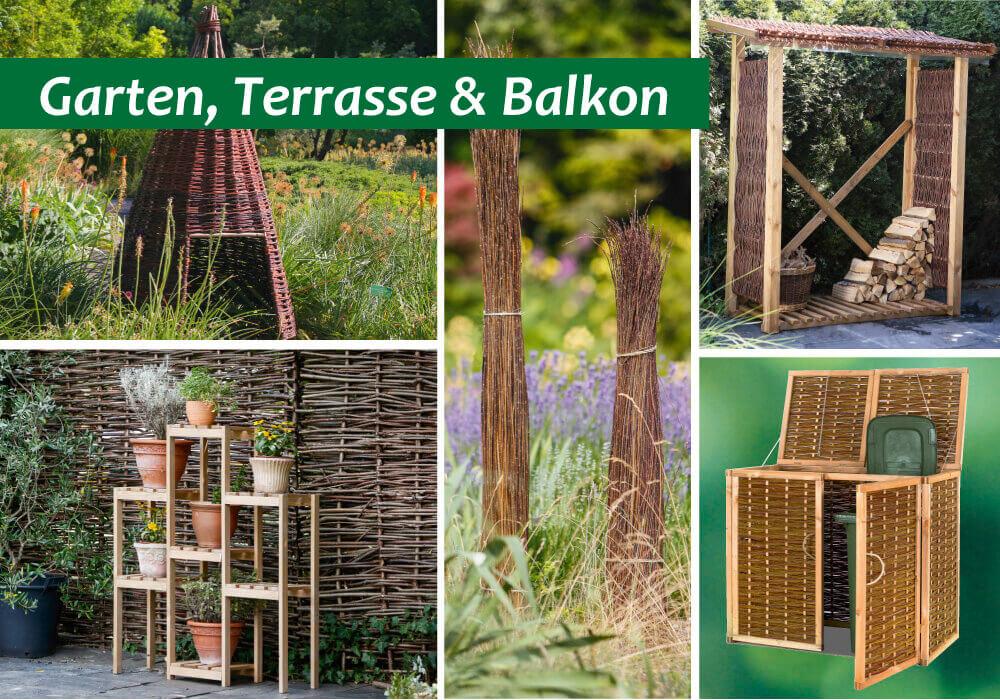 Deko & Praktisches Für Garten, Terrasse & Balkon