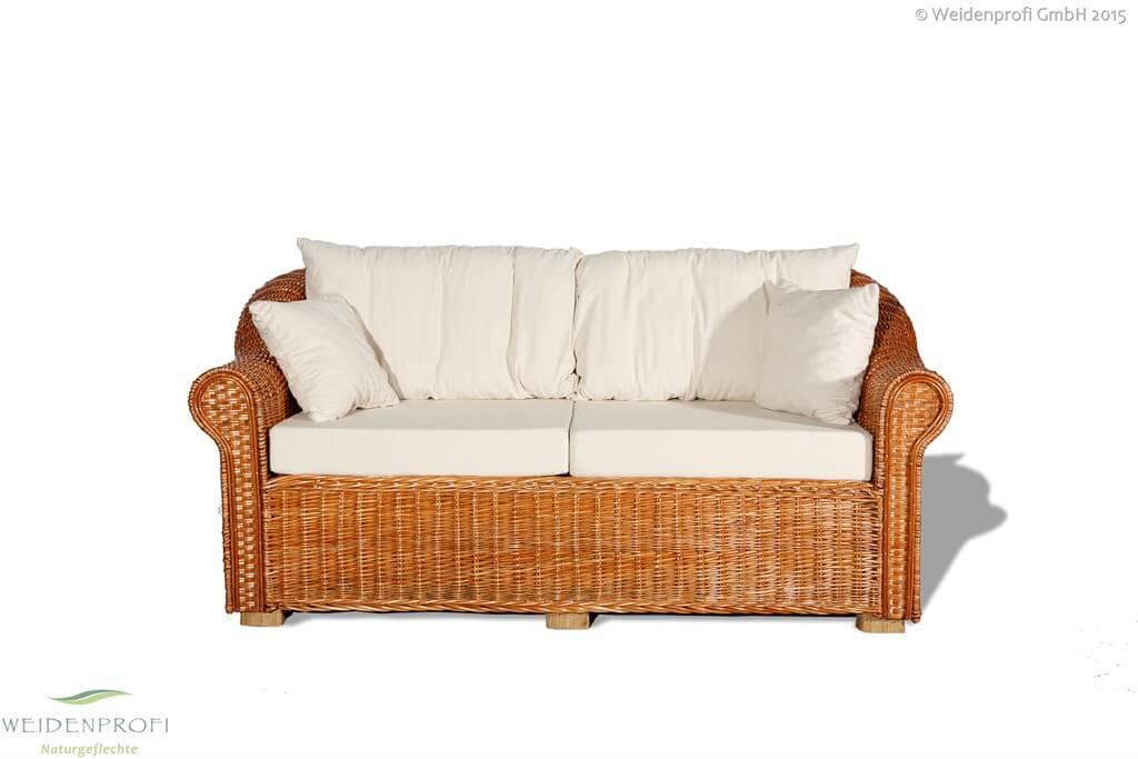 Weidenmöbel CLASSICO Loungesofa