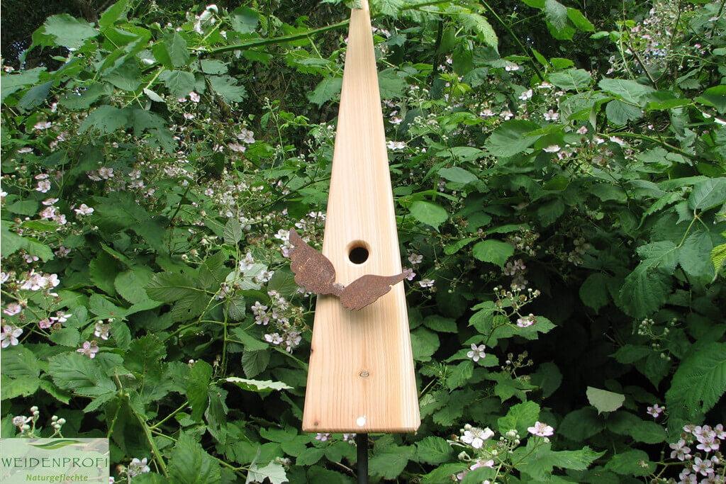 Vogeldorn - Nistkasten Aus Lärchenholz