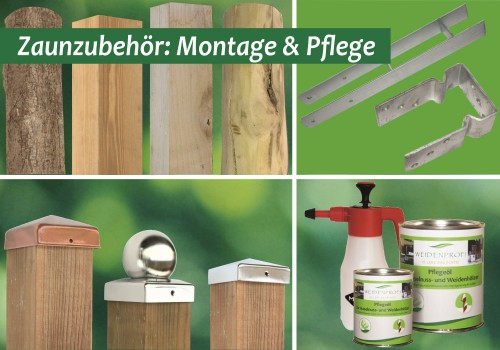 Alles Für Zaunbau & Zaunpflege