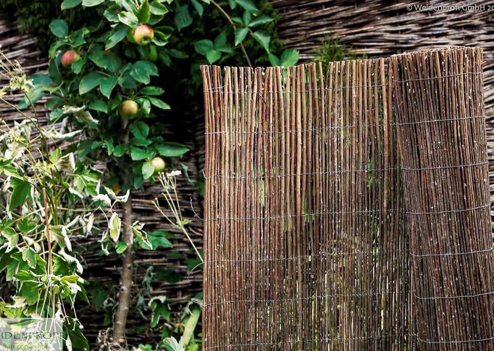 Rollmatte Aus Weidenruten
