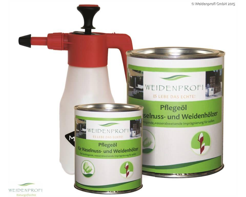 Für Holzöl & Reiniger: Drucksprüher MESTO 1,5 Liter