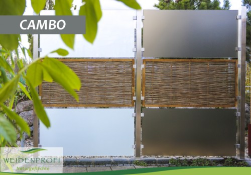 Serie CAMBO – Modulares Zaunsystem