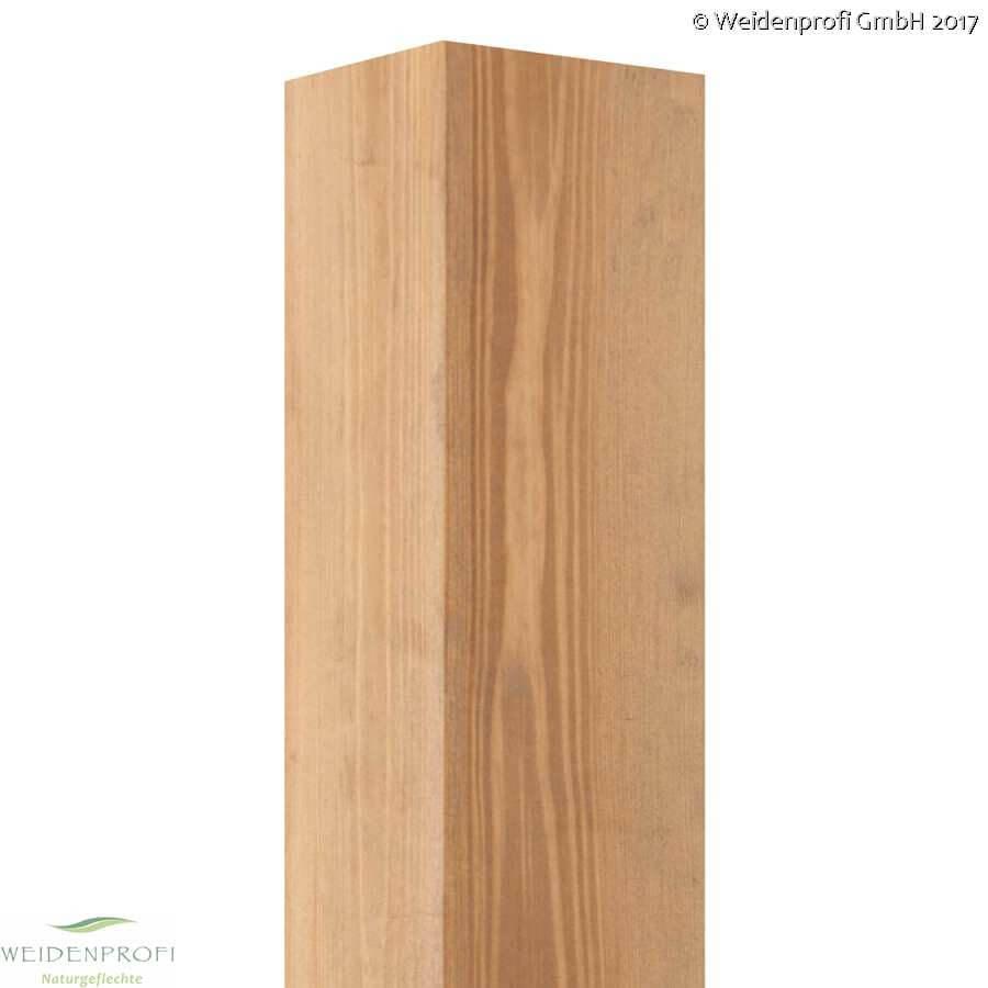 Holzpfosten Kiefer vierkant