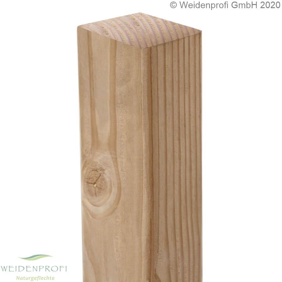 Holzpfosten Lärche vierkant
